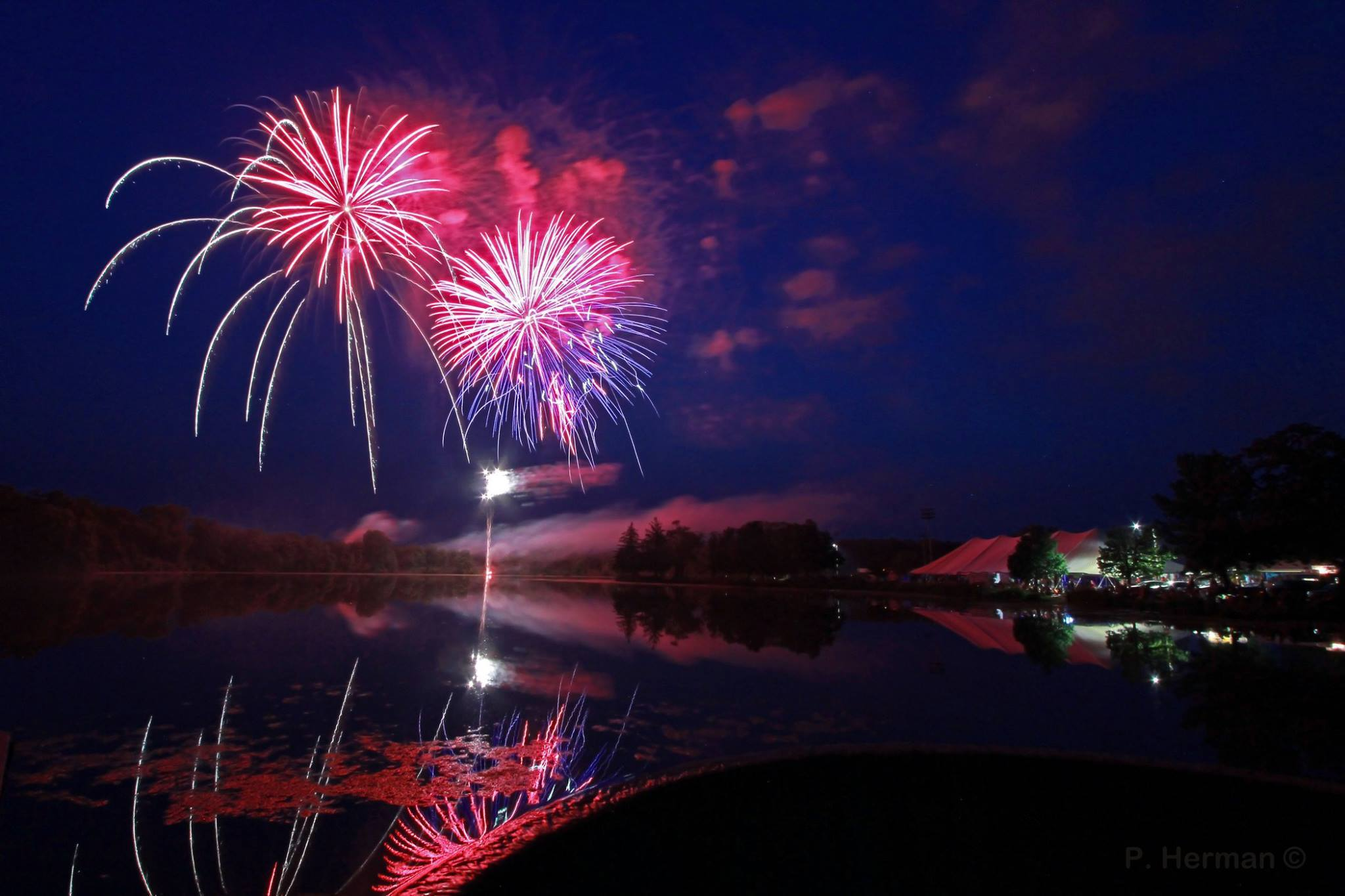 Indiana pike county otwell - The Best 4th Of July Fireworks Shows In Indiana In 2017 Cities Times Dates