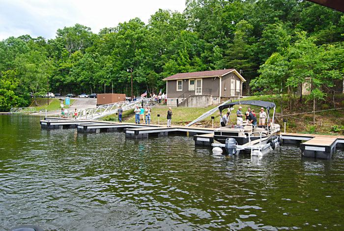 Waterfront Park In Kentucky
