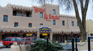 You'll Never Forget Your Stay At The Oldest Hotel In New Mexico