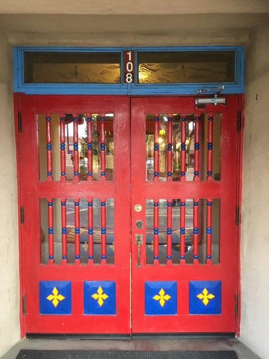 Plaza Cafe La Fonda Taos