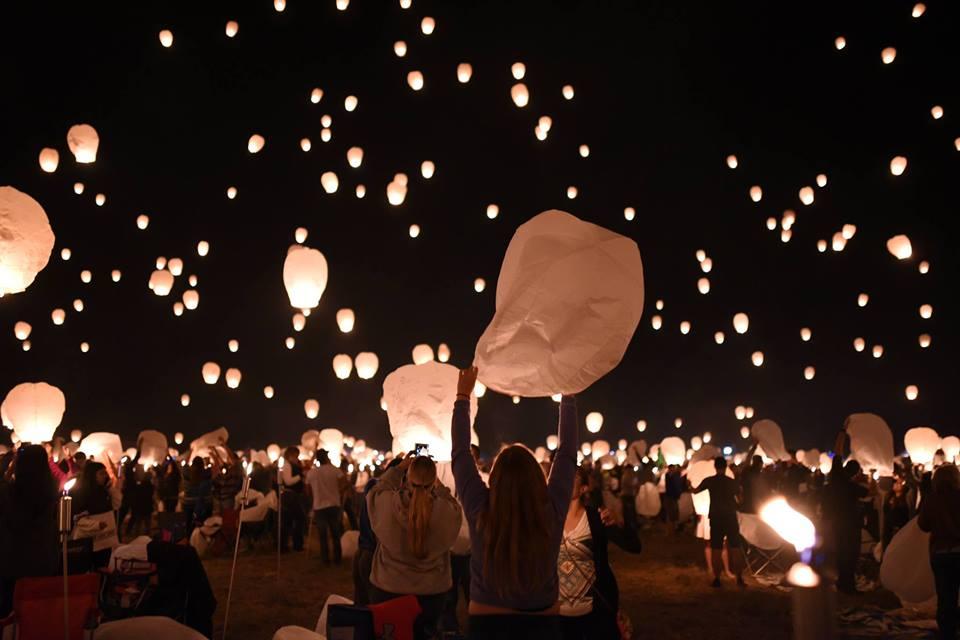 Lights Fest Is The Best Lantern Fest Near New Orleans