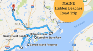 The Hidden Beaches Road Trip That Will Show You Maine Like Never Before