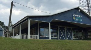 The Most Delicious Seafood Comes Out Of This Unassuming Alabama Barn