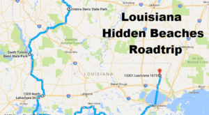 The Hidden Beaches Road Trip That Will Show You Louisiana Like Never Before