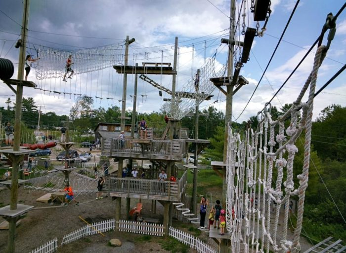 The Epic Zipline In Maine That Will Take You On An