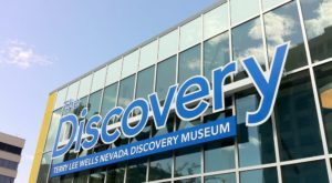 Visit This Nevada Discovery Museum For A Day Trip You Won't Soon Forget
