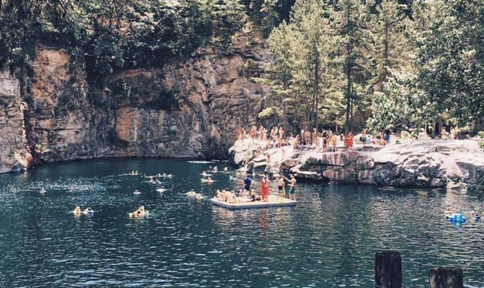 10 Best Swimming Holes For Summer North Carolina
