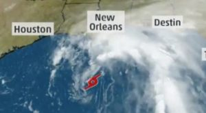Here's What We Know About The Tropical Storm Barreling Toward The Louisiana Coast