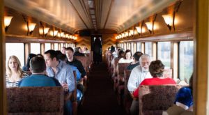 This Wine Themed Train In Northern California Will Give You The Ride Of A Lifetime