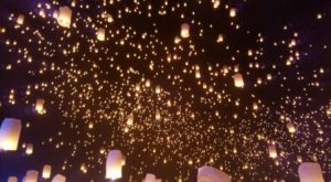 You Don't Want To Miss This Gorgeous Lantern Festival In Nevada This Year