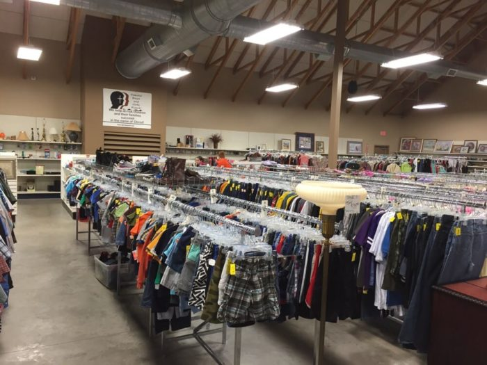 This Chain Of Thrift Stores Are The Best In North Dakota