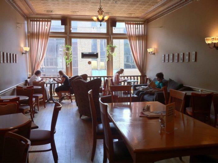 The 9 best tea rooms near detroit for Motor city carpet royal oak