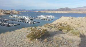 This Hidden Marina Is One Of Nevada's Best Kept Secrets
