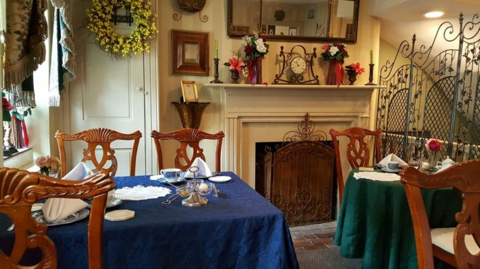 9 Charming Tea Rooms In Maryland