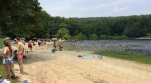 The Underrated Maryland Lake That's Perfect For A Summer Day