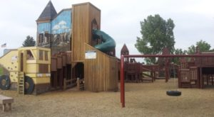 13 Amazing Playgrounds In Nevada That Will Make You Feel Like A Kid Again