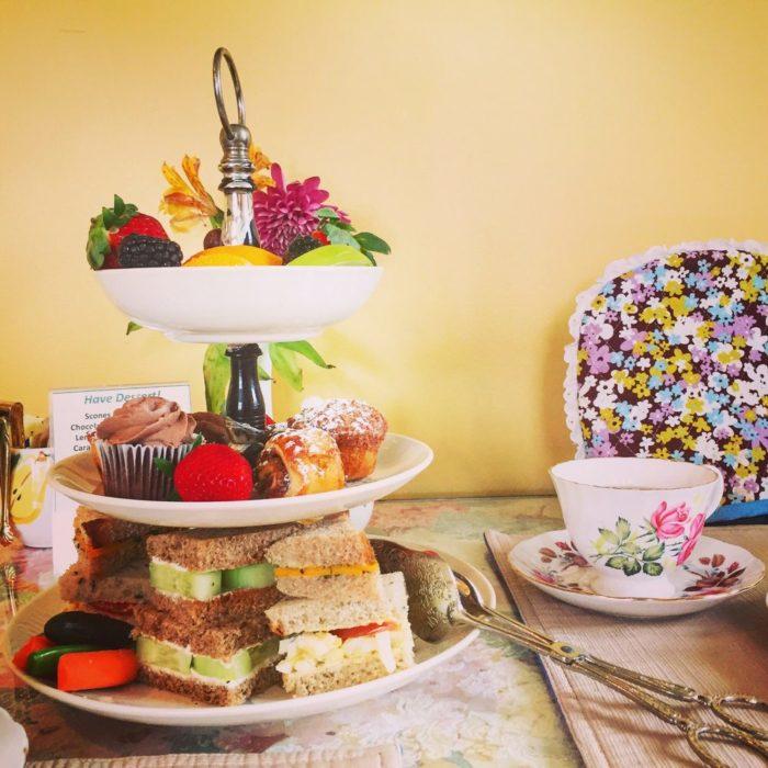 Crest Hill Tea Room
