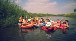 7 Lazy Rivers In Arizona That Are Perfect For Tubing On A Summer's Day