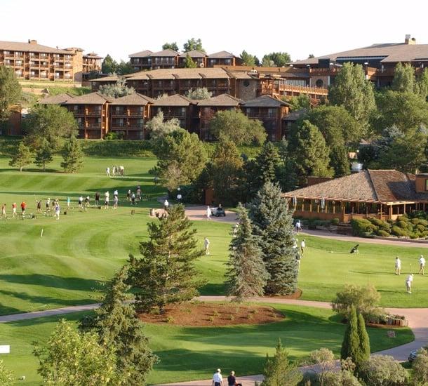 Mountain View Restaurant At Cheyenne Mountain Colorado: Cheyenne Mountain Resort Is The Best Mountain Resort Near
