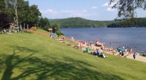 The Underrated New York Lake That's Perfect For A Summer Day