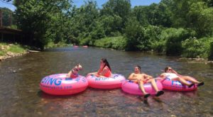 9 Lazy Rivers In Georgia That Are Perfect For Tubing On A Summer's Day