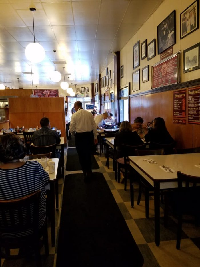 The Original Pantry Cafe Is One Of The Best Diners In