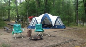 9 Glorious Campgrounds In Michigan Where No Reservation Is Required