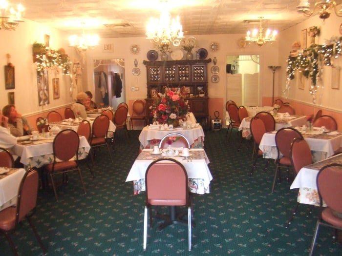 Boston Tea Rooms Plymouth