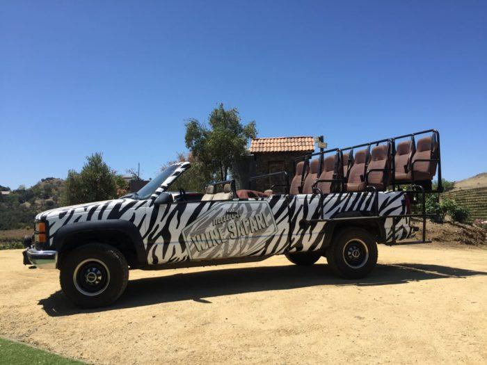 Malibu Wine Safari Is A One Of A Kind Attraction In