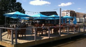 The One Restaurant In Oklahoma That Offers Lakeside Views Unlike Any Other