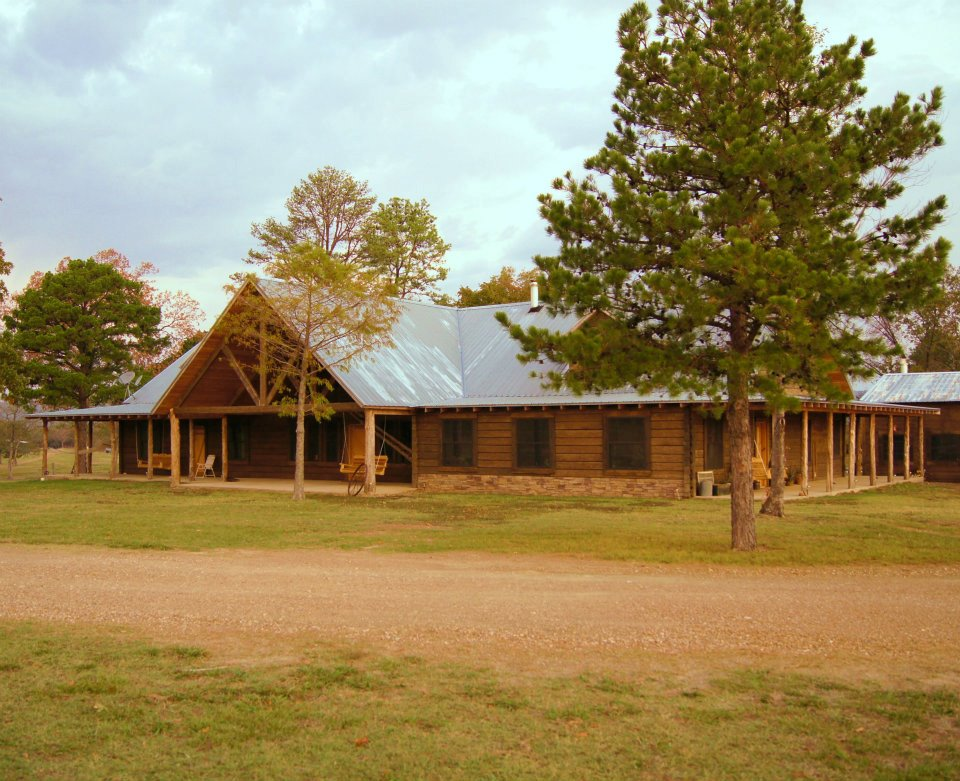 Spend The Night At This Guest Ranch In Oklahoma For An