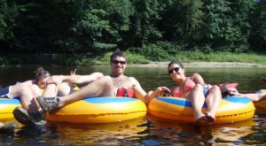 5 Lazy Rivers In New Hampshire That Are Perfect For Tubing On A Summer's Day