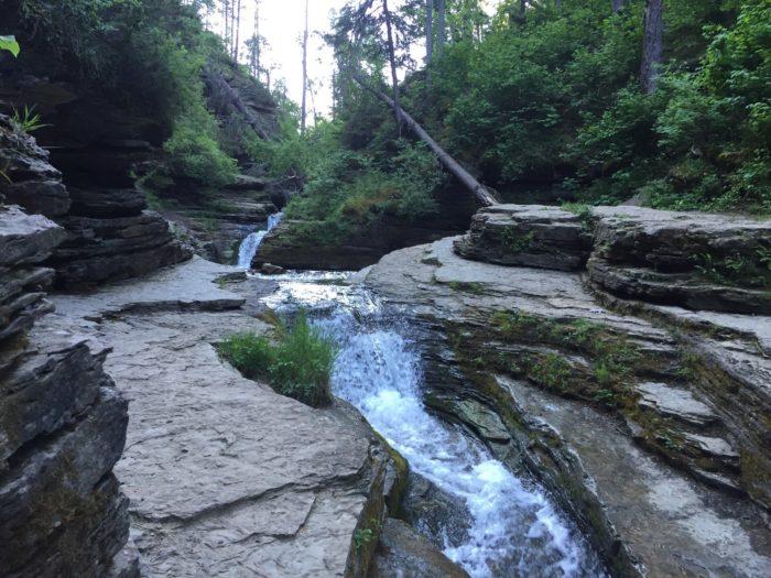 The Devil S Bathtub Is South Dakota S Best Natural Waterslide