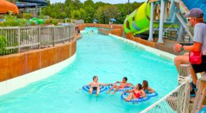 9 Lazy Rivers In Kansas That Are Perfect For Tubing On A Summer's Day