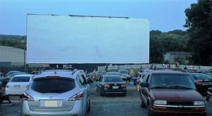 Make The Most Out Of Summer With A Visit To This Classic Outdoor Drive In Theater In Rhode Island