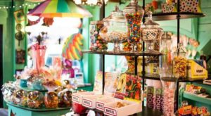 Your Sweet Tooth Will Love This Whimsical Candy Store In Small Town Maine