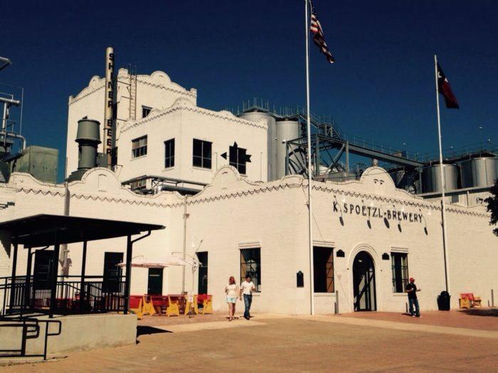 Factory Tours San Antonio Texas