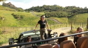 This One-Of-A-Kind Wine Safari In Southern California Will Take You On An Adventure Of A Lifetime