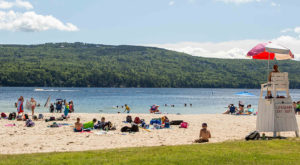These 10 New Hampshire Lakes Have Beaches That Rival the Coast