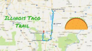 Your Tastebuds Will Go Crazy For This Amazing Taco Trail In Illinois