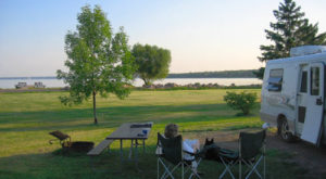 15 Glorious Campgrounds In Wisconsin Where No Reservation Is Required