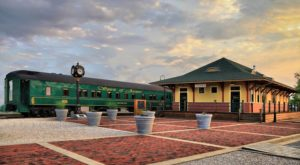This Wine-Themed Train In Indiana Will Give You The Ride Of A Lifetime
