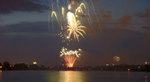 You Won't Want To Miss These Incredible Fireworks Shows In Oklahoma This Year