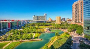 The Outdoor Discovery Park In Texas That's Perfect For A Family Day Trip