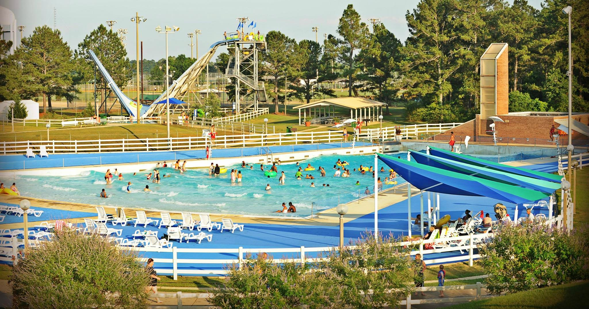 Virginia Water Lake >> Make Your Summer Epic With A Visit To This Hidden Alabama Water Park