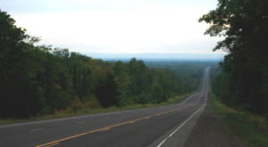 A Drive Down Wisconsin's Loneliest Road Will Take You Miles And Miles Away From It All