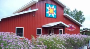 This Wisconsin Restaurant On A Picture Perfect Farm Will Absolutely Charm You