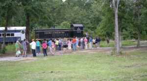 This Wine Train In Alabama Will Give You The Ride Of A Lifetime