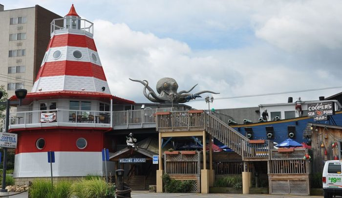 Cooper S Seafood House Is Best Tropical Restaurant In