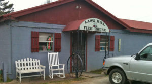 This Small Town Fish House Serves Some Of The Best Catfish In All Of Mississippi